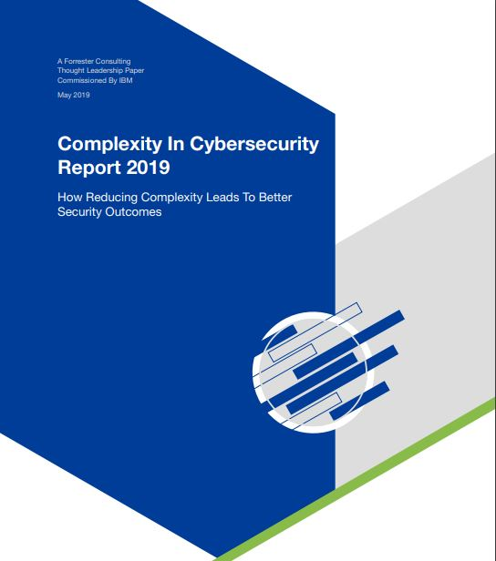 Forrester Complexity in Cybersecurity Report