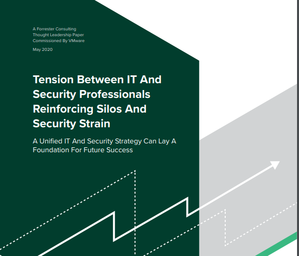 Forrester Consulting: IT & Security Insights by Role