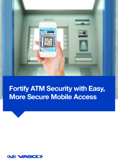 How to Implement a Cardless ATM for Better Security