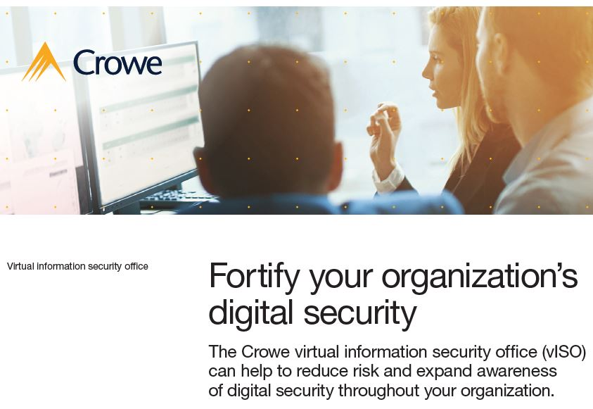 Fortify Your Organization's Digital Security