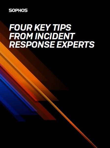 Four Key Tips from Incident Response Experts