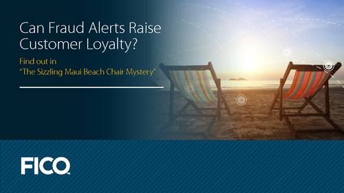 Can Fraud Alerts Raise Customer Loyalty?