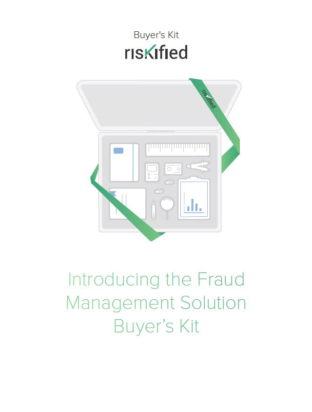 The Fraud Management Solution Buyer's Guide