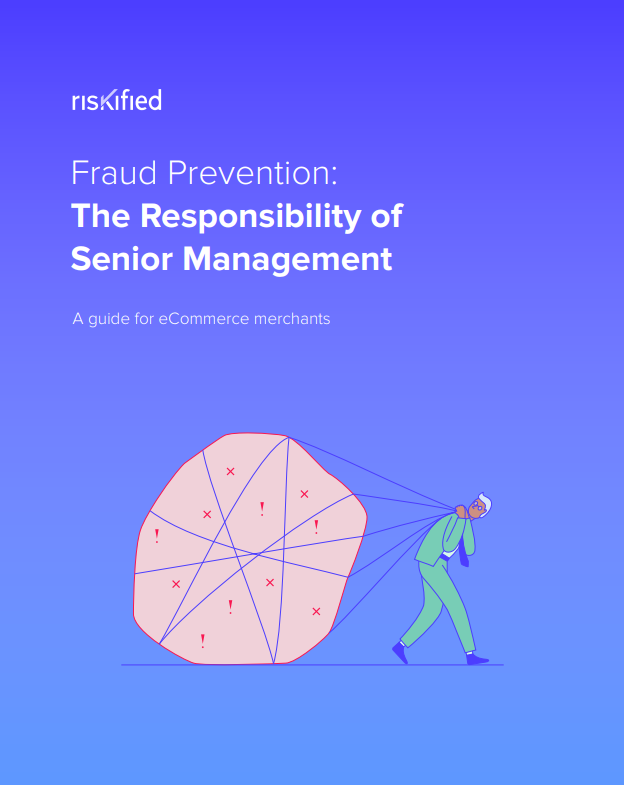 Fraud Prevention in Financial Services: The Responsibility of Senior Management