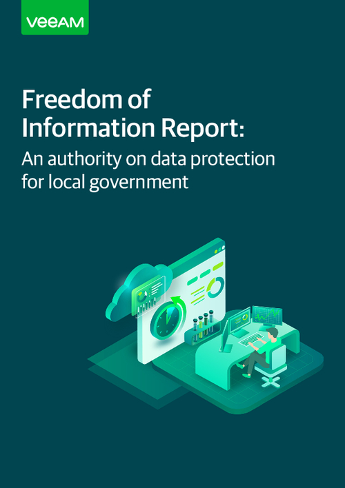 Freedom of Information Report: An Authority on Data Protection for Local Government