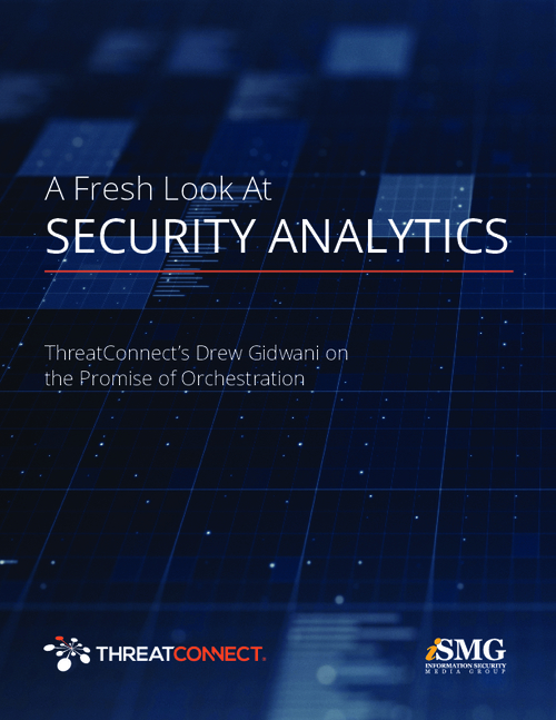 A Fresh Look At Security Analytics