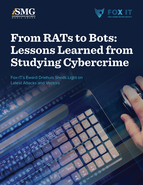 From RATs to Bots: Lessons Learned from Studying Cybercrime