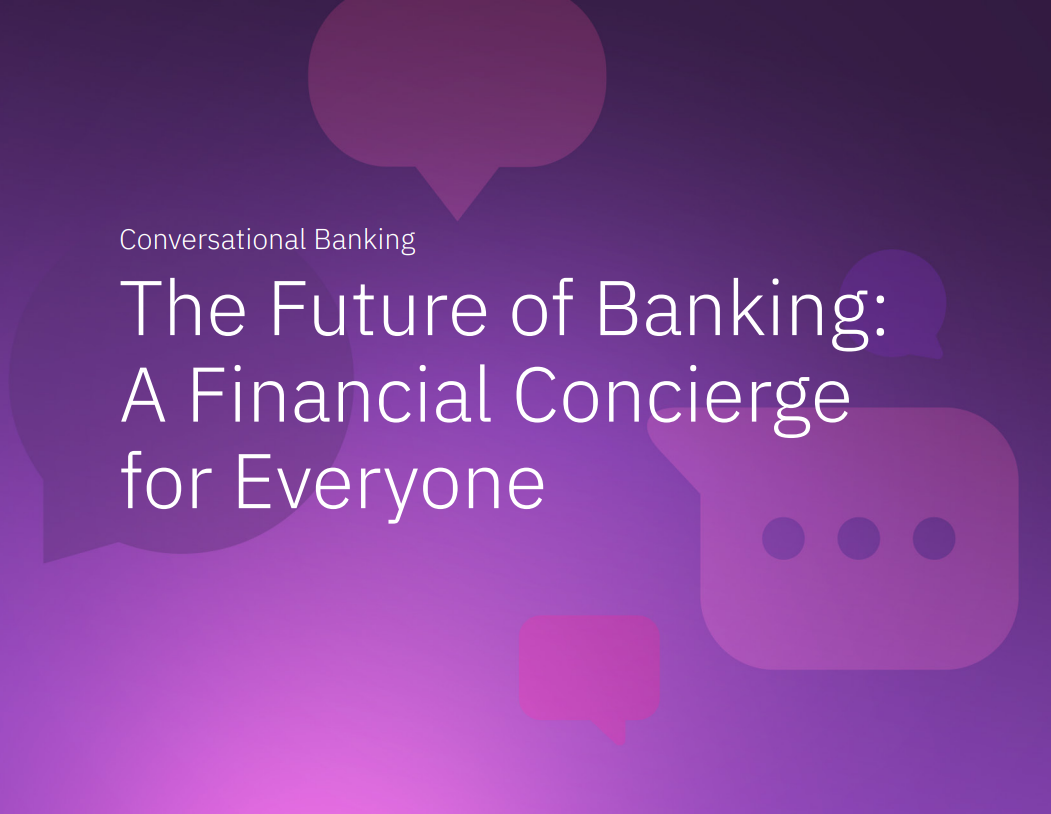 The Future of Banking: A Financial Concierge for Everyone