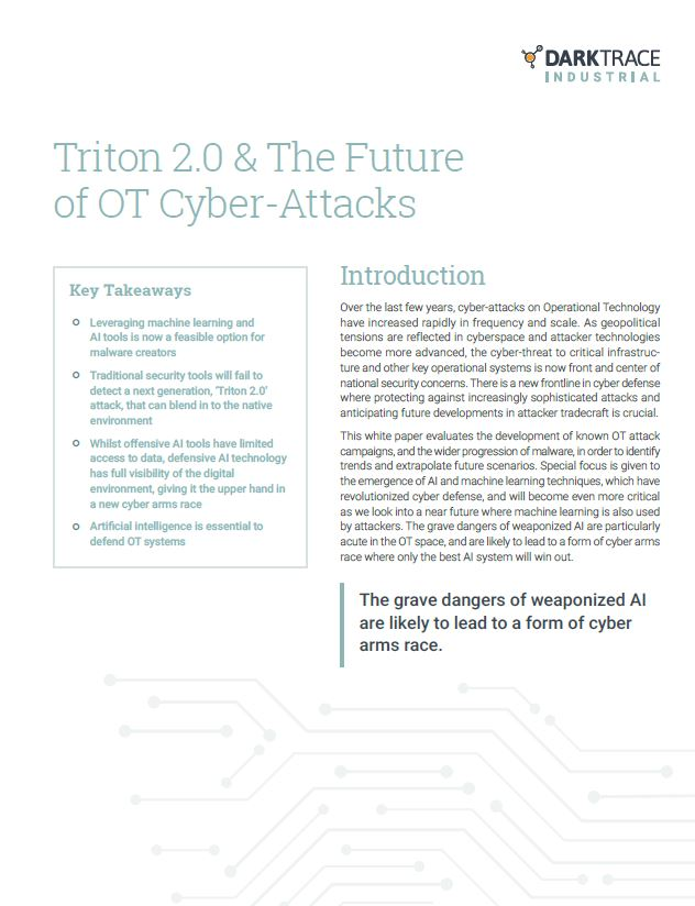 The Future of OT Cyber-Attacks