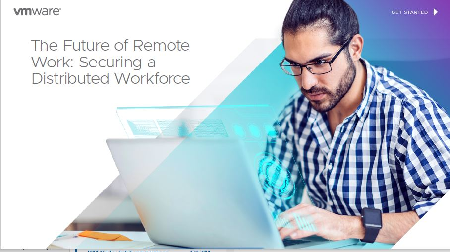 The Future of Remote Work: Securing a Distributed Workforce