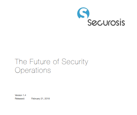 The Future of Security Operations