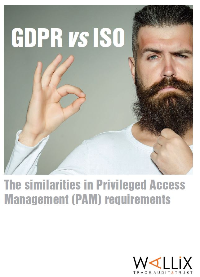 GDPR & ISO 27001: Cross-Mapping PAM Requirements