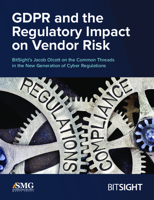 GDPR and the Regulatory Impact on Vendor Risk