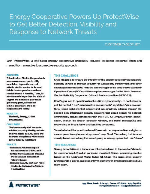 Get Better Detection, Visibility and Response to Network Threats
