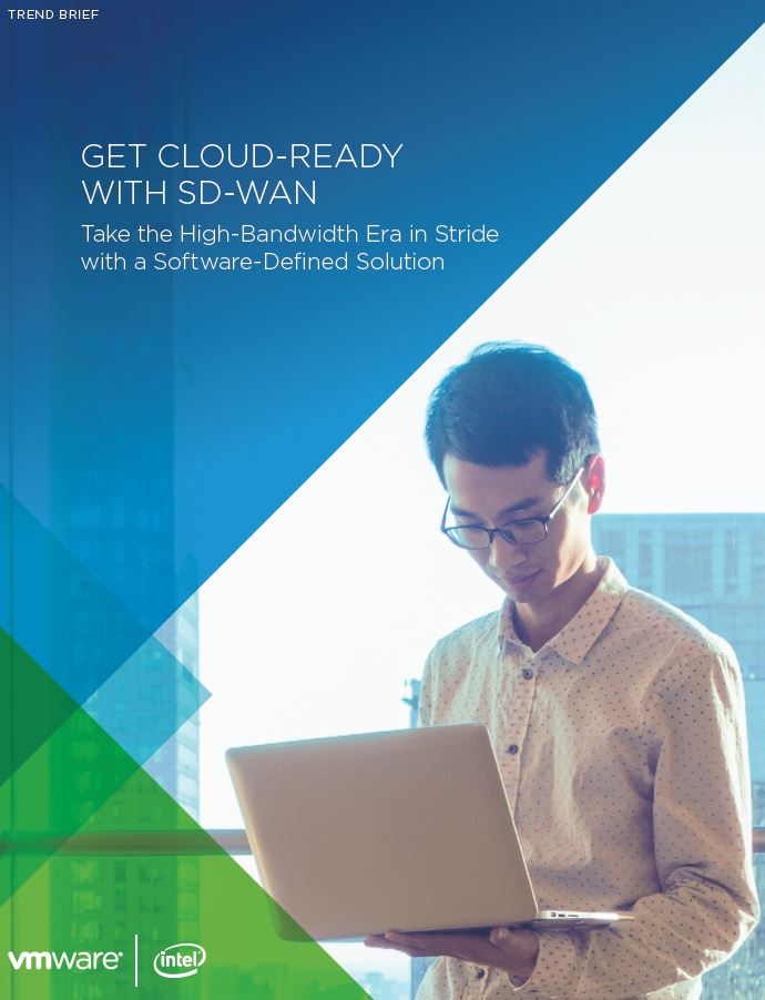Get Cloud-Ready With SD-WAN