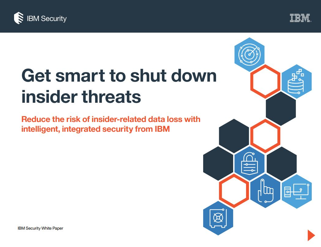 Get Smart to Shut Down Insider Threats