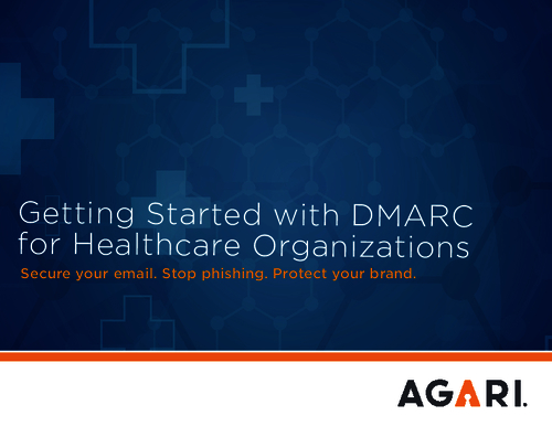 DMARC Adoption in Healthcare