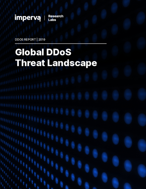 Global DDoS Threat Landscape