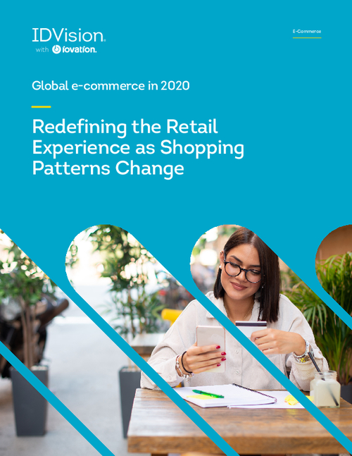 Global E-Commerce in 2020: Redefining the Retail Experience as Shopping Patterns Change