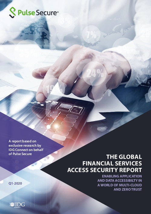 The Global Financial Services Access Security Report
