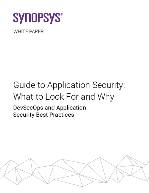 Guide to Application Security: What to Look For and Why
