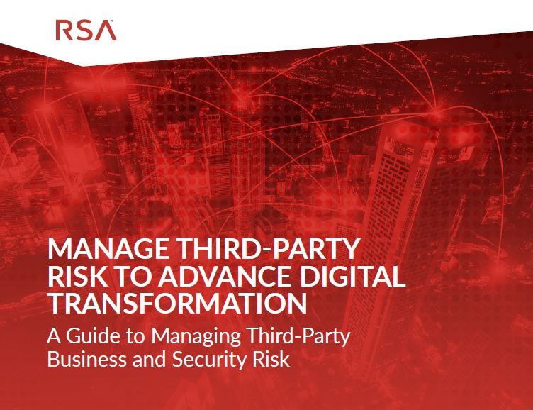 Guide to Managing Third-Party Risk to Advance Digital Transformation