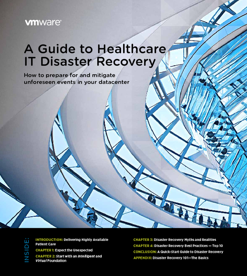 A Guide to Modern IT Disaster Recovery