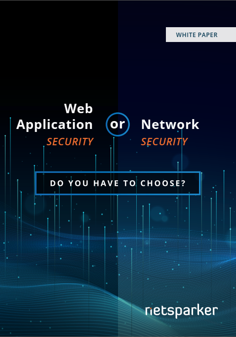 Guide to Web Application Security vs Network Security
