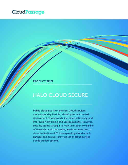 Protect Your Public Cloud With Halo Cloud Secure: What You Need To Know