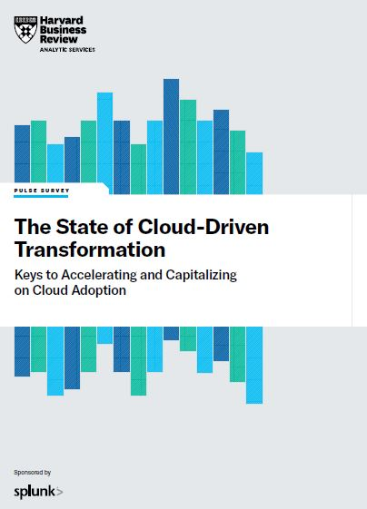 HBR: The State of Cloud-Driven Transformation