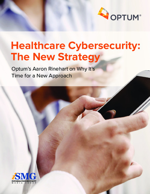 The Healthcare Industry & Need for a New Cybersecurity Strategy