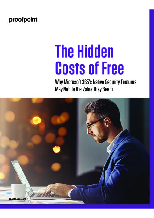 The Hidden Costs of Free: Are Microsoft 365's Native Security Features the Value They Seem?