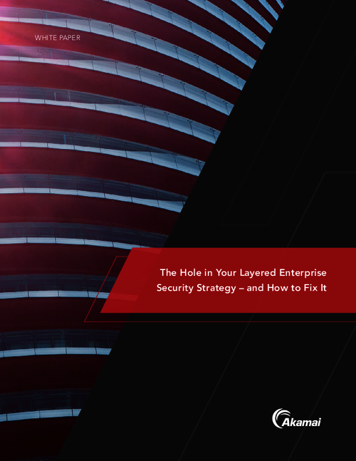 The Hole in Your Layered Enterprise Security and How to Fix It