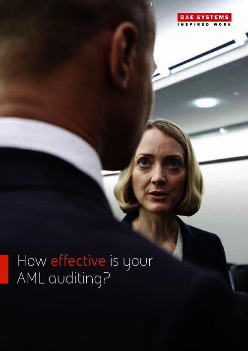 How Effective is Your AML Auditing?