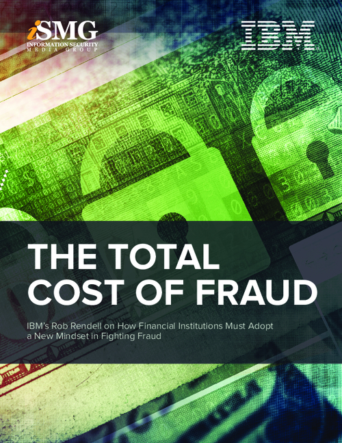 How Financial Institutions Must Adopt a New Mindset in Fighting Fraud