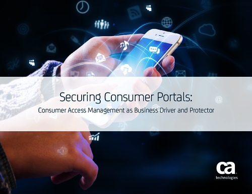 How Secure Are Your Consumer and Partner Portals?