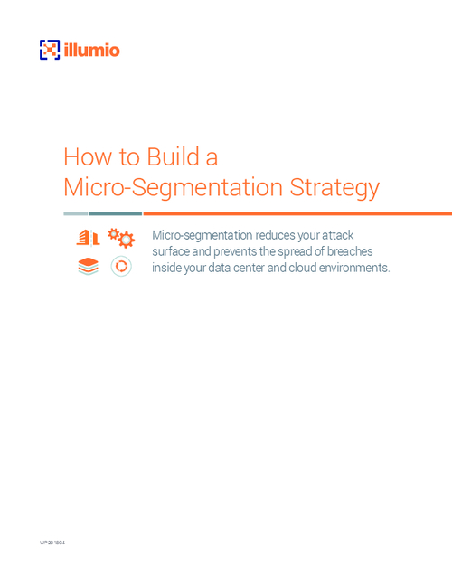 How to Build a Micro-Segmentation Strategy in 5 Steps