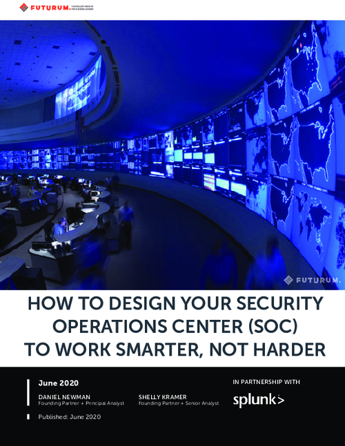 How to Design Your Security Operations Center (SOC) to Work Smarter, Not Harder