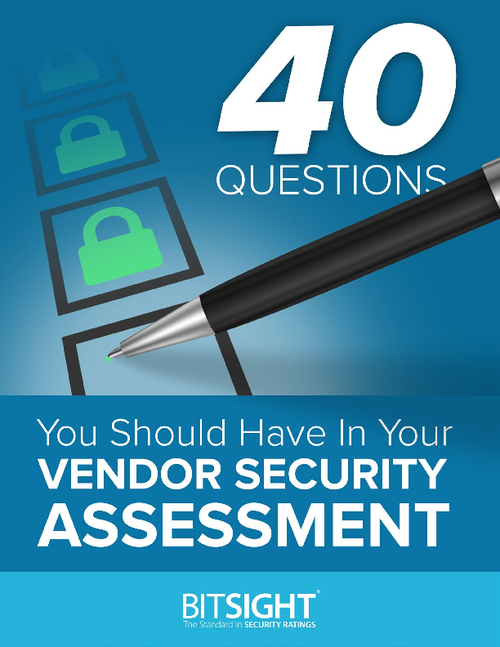 How to Develop a Vendor Security Assessment