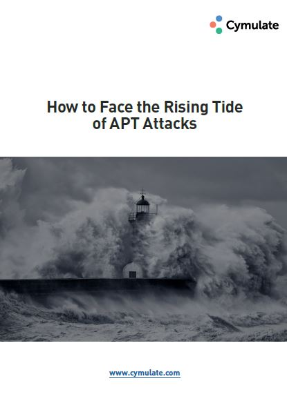 How to Face the Rising Tide of APT Attacks