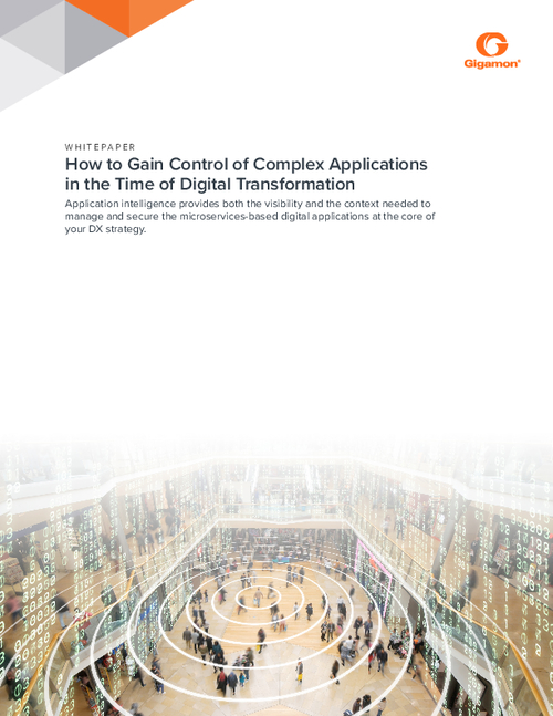 How to Gain Control of Complex Applications in the Time of Digital Transformation