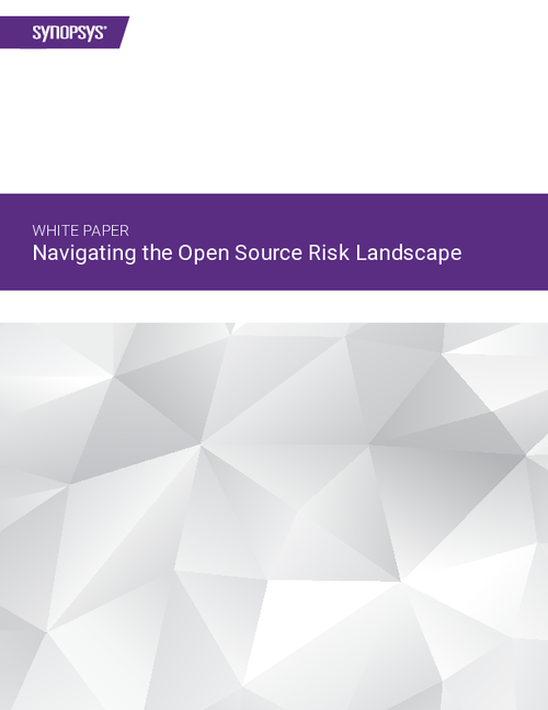 How to Navigate the Open Source Risk Landscape