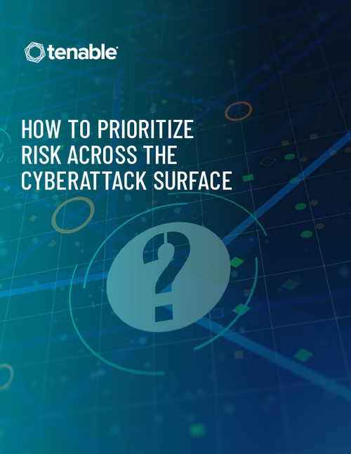 How to Prioritize Risk Across the Cyber Attack Surface