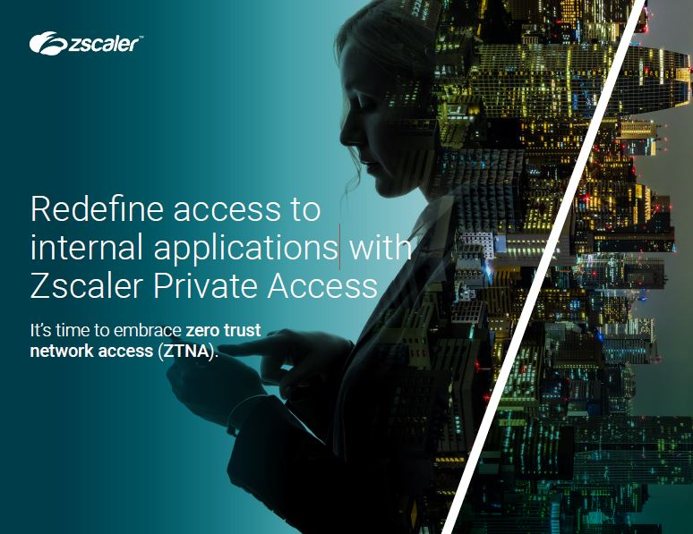 How to Redefine Access to Internal Applications