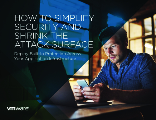 How to Reduce Your Attack Surface