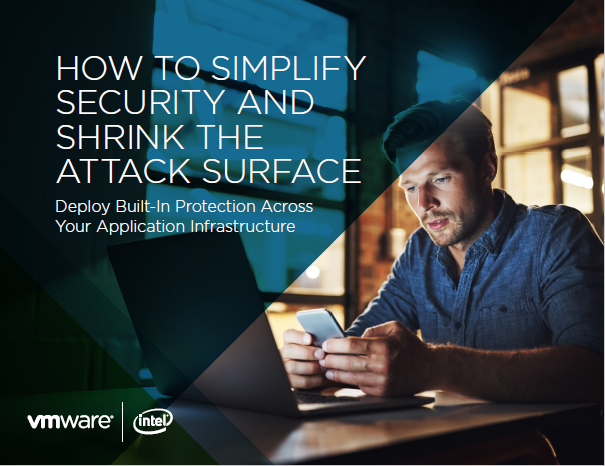 How to Simplify Security and Shrink the Attack Surface