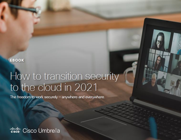 How to transition security to the cloud in 2021