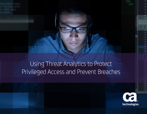 How to Use Threat Analytics to Prevent Breaches