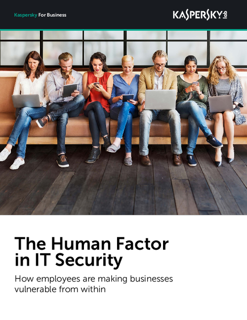 The Human Factor in IT Security: How Employees Make Businesses Vulnerable