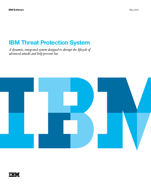IBM Threat Protection System
